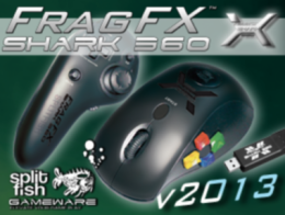 FragFX Shark 360 (PC/MAC) V2013